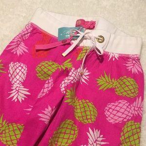 Pants - Pineapple pants